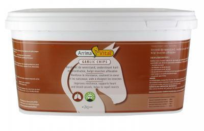 Look (snippers)/Garlic chips, Anima Vital, Emmer 2 kg