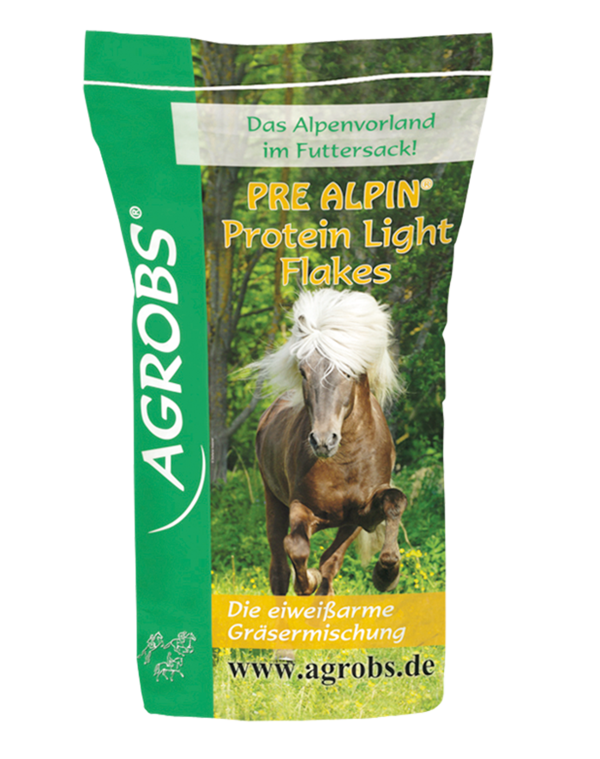 P.A. Protein Light Flakes, Agrobs, zak 25 kg